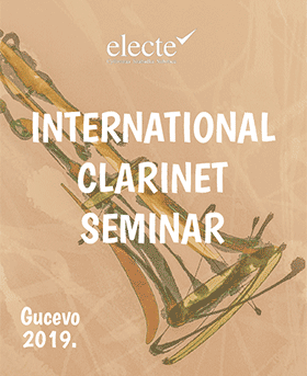 International Clarinet Seminar 2019